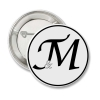 "Button ""T&M"" (58mm)"